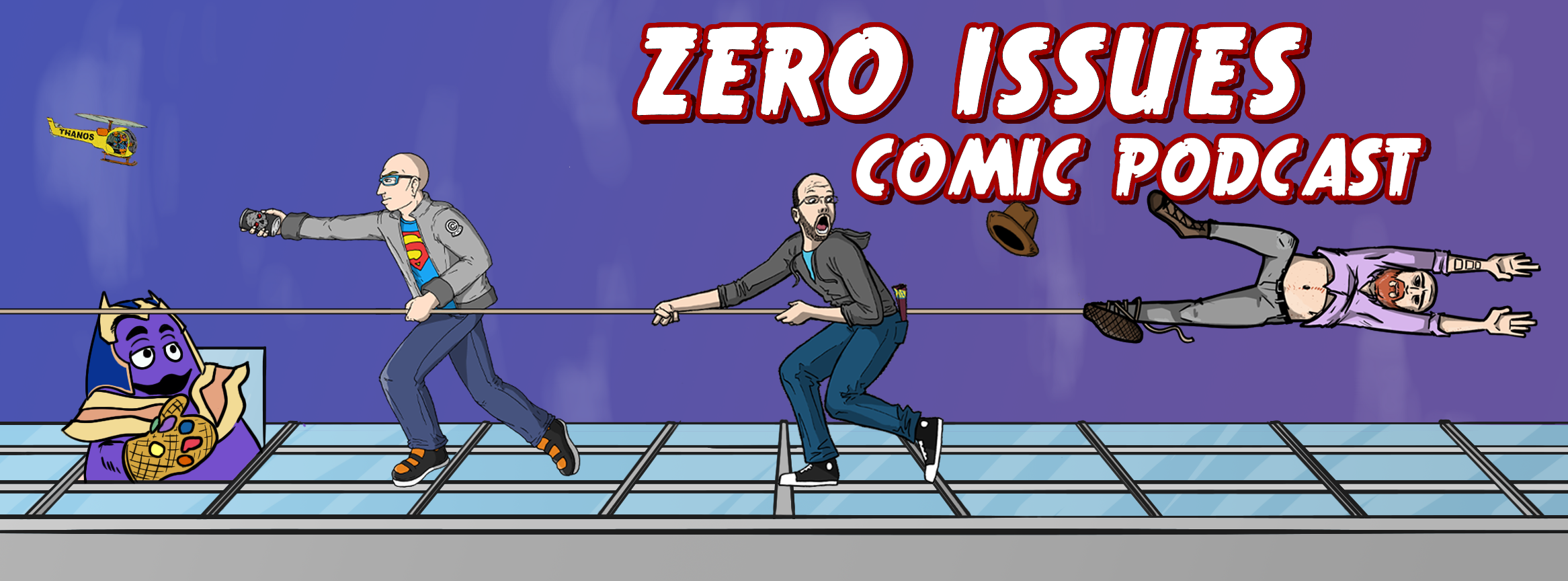 Zero Issues Comic Podcast